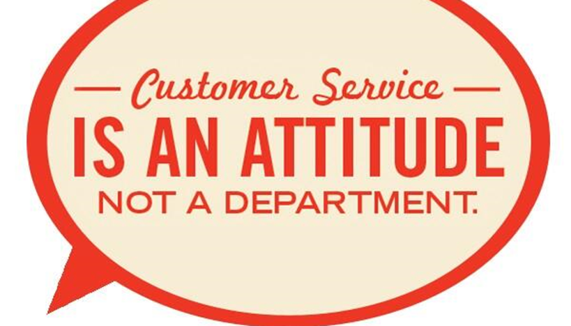 What is customer service? Five steps process for good customer service.