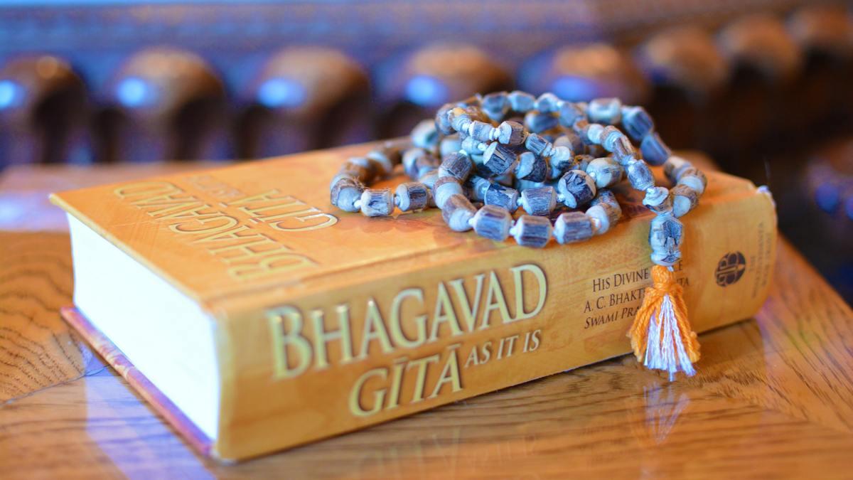 Bhagavad Gita: The Key Source of Modern Management & Happiness